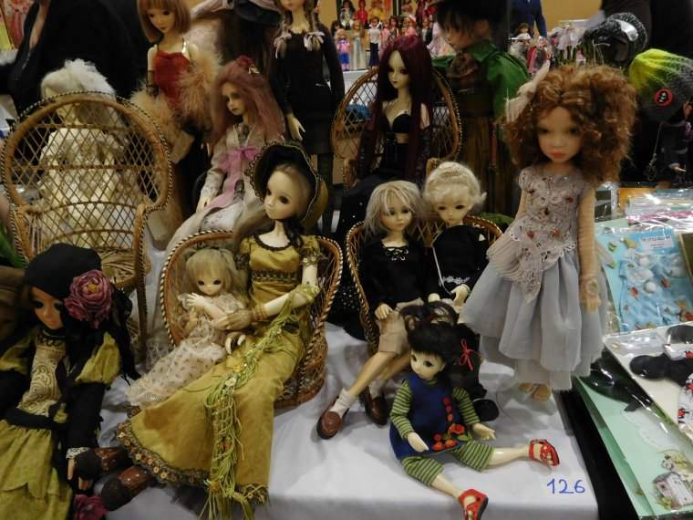 PARIS FASHION DOLLS 2017 - 5
