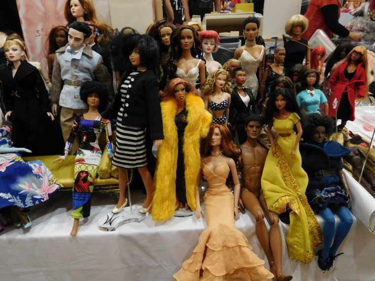 PARIS FASHION DOLLS 2017 - 2