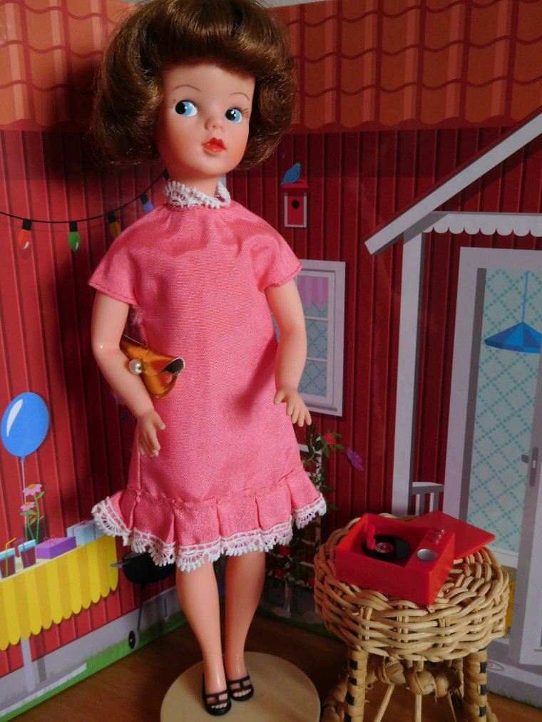 "PALITOY : VINTAGE SINDY DOLL ""DREAM DATE"" ..."