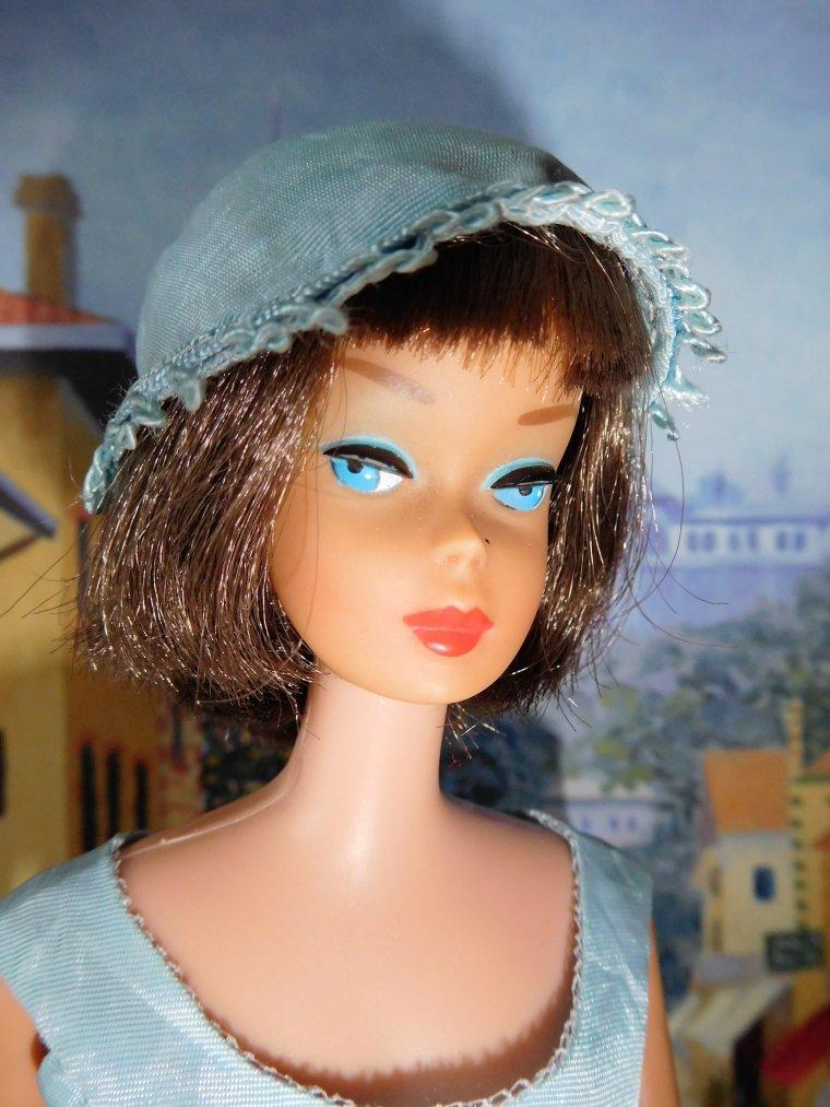 "BARBIE VINTAGE AMERICAN GIRL - HIGH COLOR - ""RECEPTION LINE"""