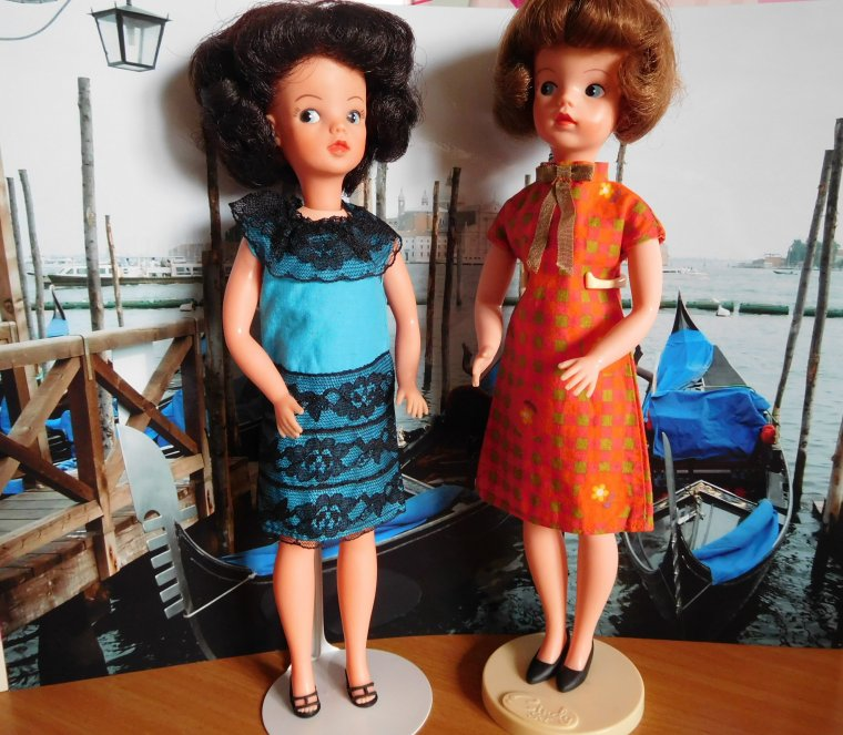 "VINTAGE SINDY : ""SUMMERY DAYS"" et ""COCKTAIL TIME"" ..."