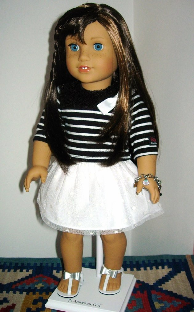 "AMERICAN GIRL DOLL : GRACE'S ""SIGHTSEEING"" OUTFIT ..."