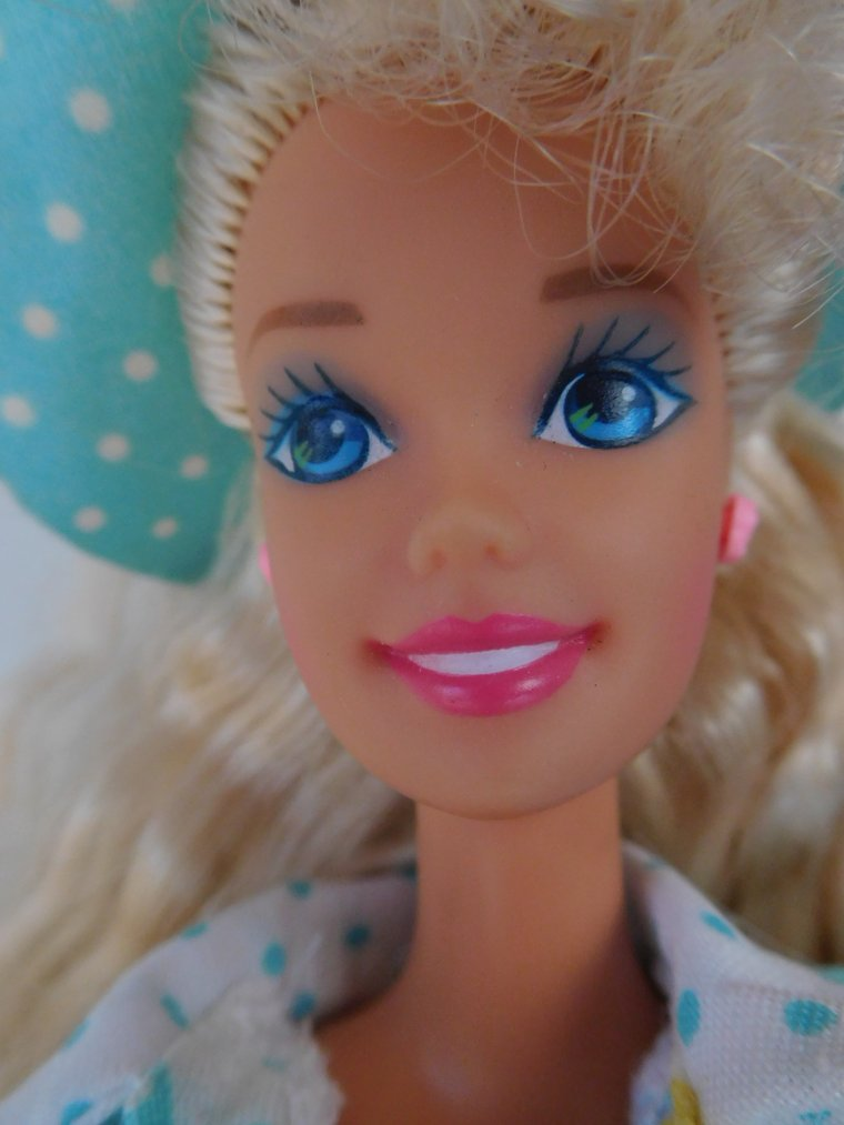 "BARBIE ""TE PARLE"" - BARBIE ""TEEN TALK"" - 1992"