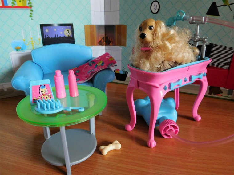"BARBIE et GINGER ""STYLIN' PUP"" - 2002 ..."