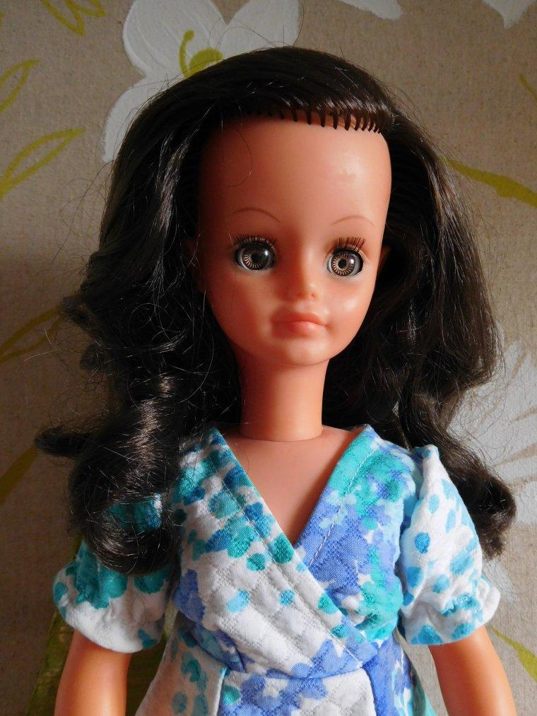 """BELLA : CATHIE JAMBES RAIDES BRUNE EN TENUE """"COQUINE"""" 74 ..."""