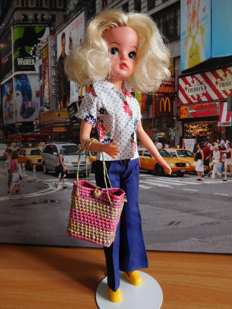 PALITOY SINDY DOLL ARTICULEE ...