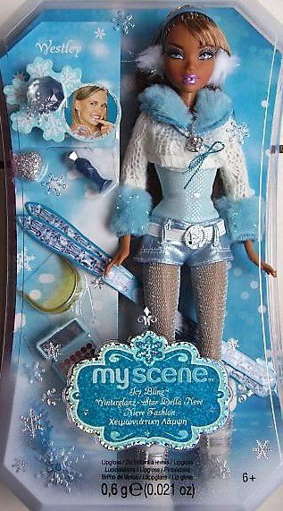 "BARBIE MY SCENE - WESLEY - ""ICY BLING"" de 2007 ..."