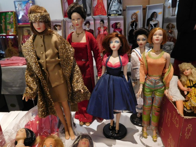 FESTIVAL PARISIEN DE LA POUPEE / PARIS FASHION DOLL 2018 (4ème partie)