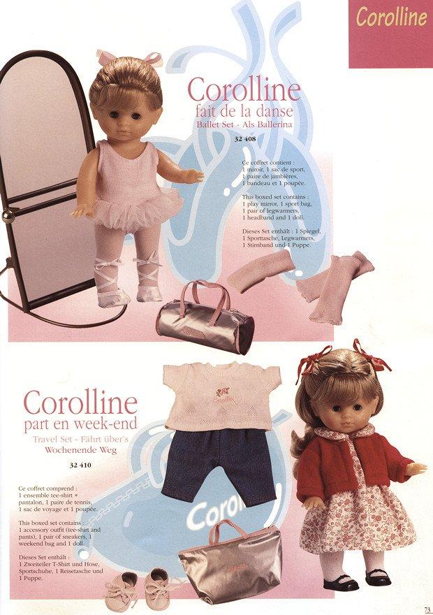 COROLLE : COROLLINE PREND LE THE - 1998 ...