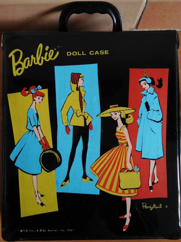 """BARBIE VINTAGE PONYTAIL n°3 """"PLANTATION BELLE"""" :"""