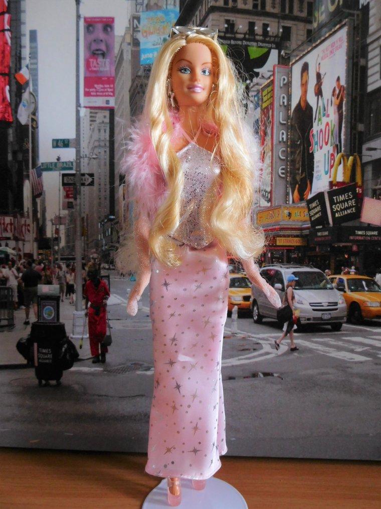 """BARBIE DOLL """"MOVIE STAR"""" - 2003 :"""