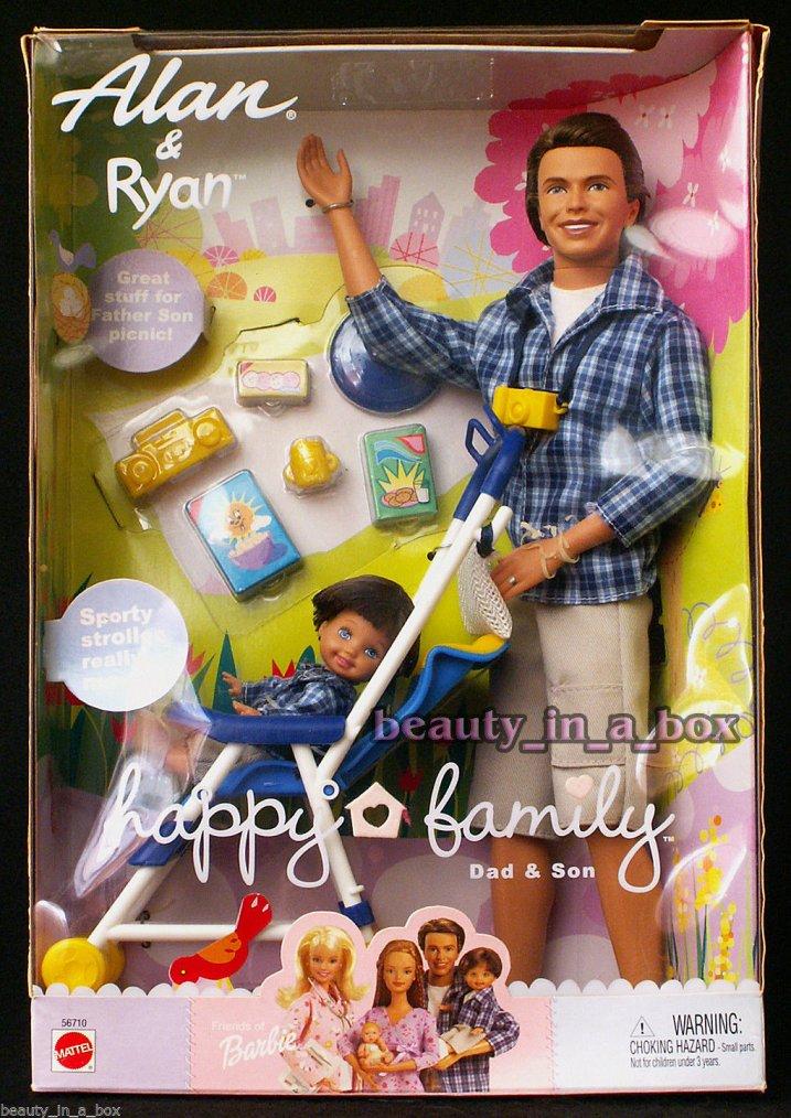 "ALAN & RYAN SERIE ""HAPPY FAMILY"" - 2002/2003 :"
