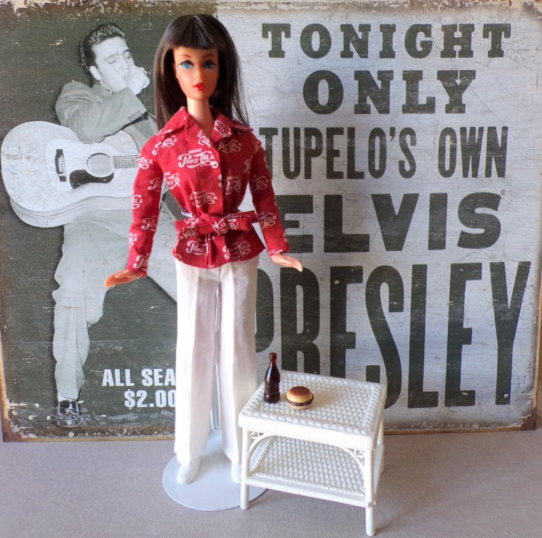 "VINTAGE BARBIE DOLL ""BEST BUY""  #7756 de 1974 :"