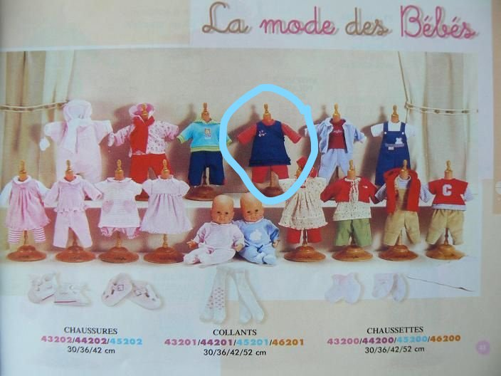CATALOGUE COROLLE 2005 :LA MODE DES BEBES ...