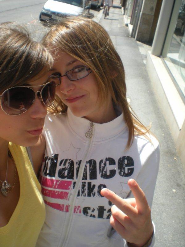 Moà & ma bel soeur chérii^^
