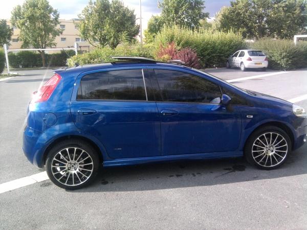 Blog de grande punto a vendre fiat grande punto collezione sport 5 portes 1 9l120cv gar12 09 - Fiat punto 5 portes occasion ...