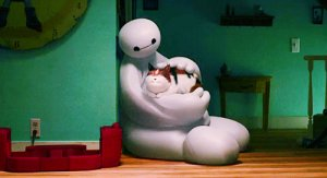 Baymax ( Big Hero 6) (Midi )