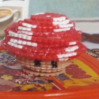 Mon champignon Mario 3D ( Mini)