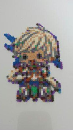 Sorey Luzrov Rulay  ( Strap- tales of zestiria ) Mini