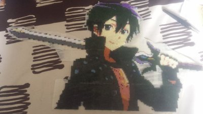Kirito - Sword Art Online ( MINI )