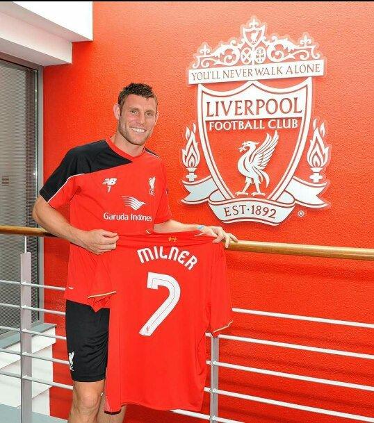 Liverpool Transfert