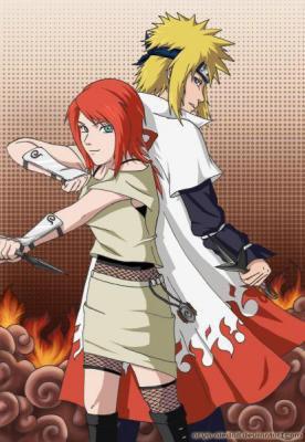 Yondaime et Kushina