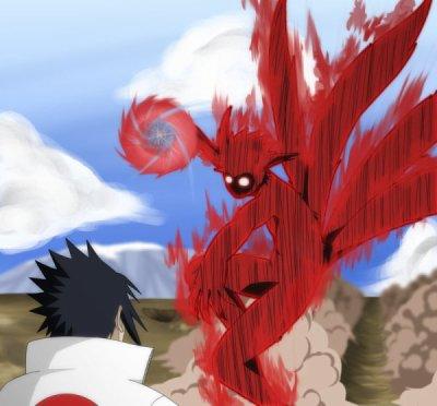 Naruto 4 queues !