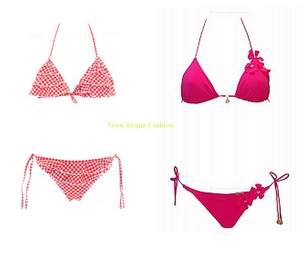 On sort les bikini Brésilien les filles cette été!