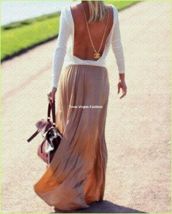 Plusieurs robes &é jupes, plusieurs style, plusieurs manière de les porter..