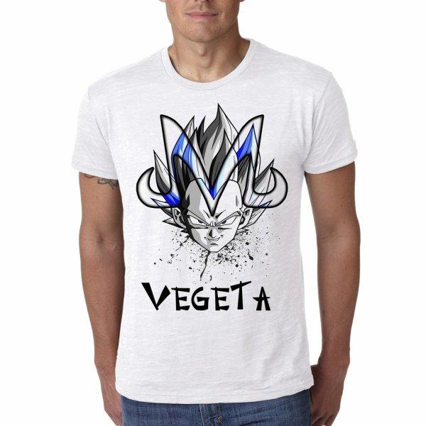 Nouveaux t-shirt de Majin Vegeta et Sangoku !