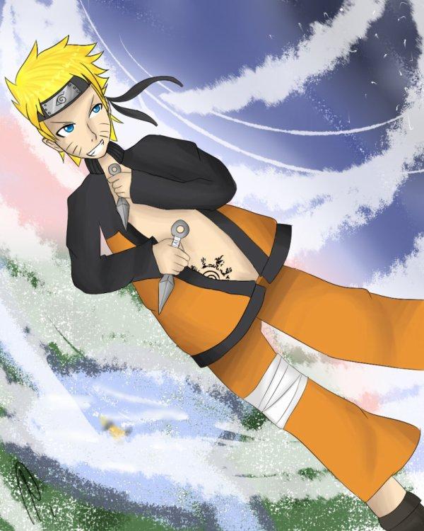 Naruto /o\