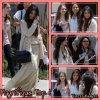 Vanessa Hudgens: Le 24 Avril à Hollywood. Vanessa quittant une église avec Stella, sa mère Gina et Sammi Hanratty. Top ?