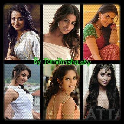trisha et les autres belles actrices
