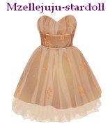 Robe Prom gratuite, affiche dove et malette de maquillage dove