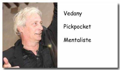 Magicien mentaliste . FRANCE