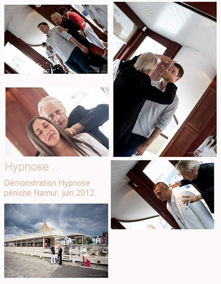 Mentaliste et hypnose