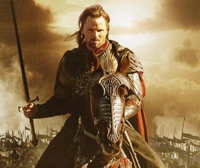 Aragorn Wallpaper 3 Le Seigneur Des Anneaux