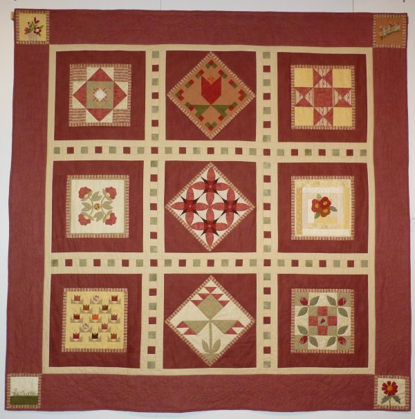 QUILTFESTIVAL INTERNATIONAL A LUXEMBOURG