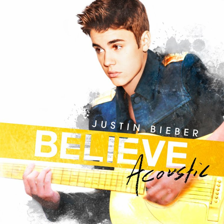 Believe Acoustic /  NOTHING LIKE US  ACOUSTIC (2013)