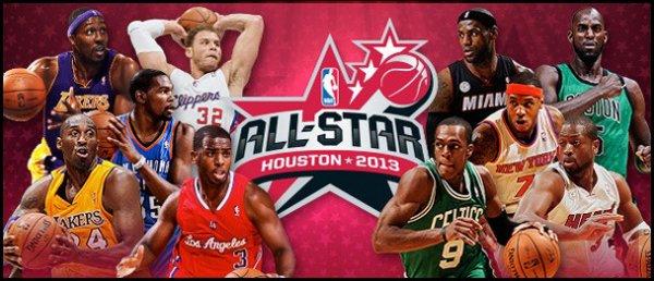 All Star Game 2013 à Houston