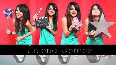 Selena Gomez, Plus Qu'Une Artiste ! ♥