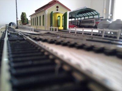 La Gare Château-Vaillant