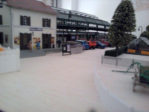Des nouvelles de la Gare de Château-Vaillant......