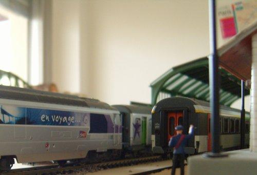 Des Détails et les côtés les moins vu de la Gare de Château-Vaillant