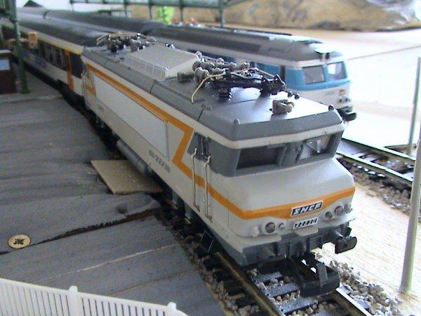 Nouvelle Locomotive trouvée chez un antiquaire