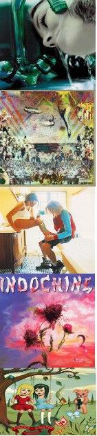 Mes Top 5 Beatles/Indochine ♫