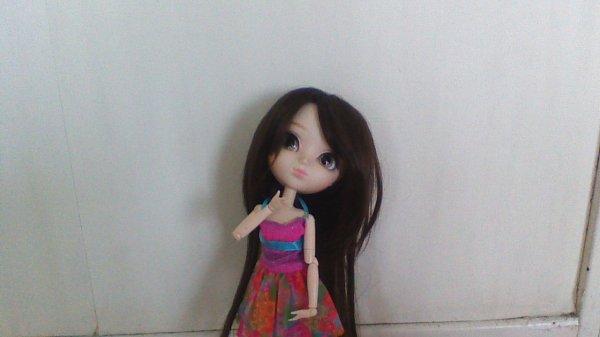 Longue séance photo de youmi