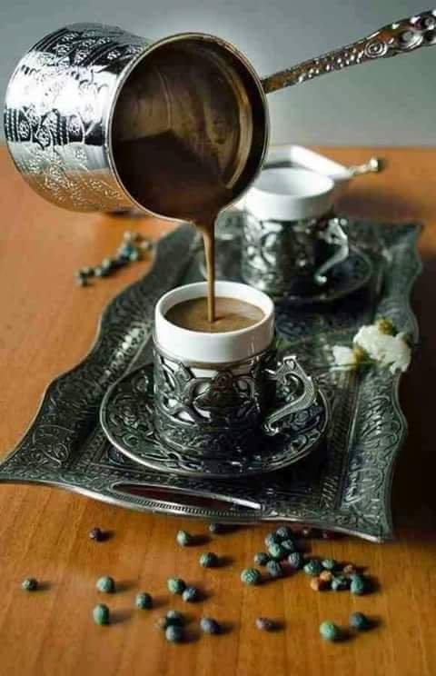 Un bon café pour toi