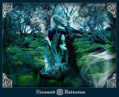 BELTAINE / Cetsamhain / Nuit de Walpurgis
