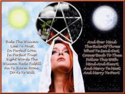 Principes wiccans